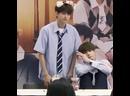 Cute seungwoo and subin