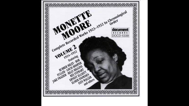 Monette Moore Bunion Blues
