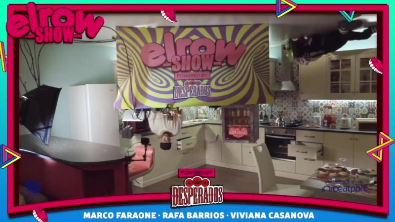 Rafa Barrios Live @ elrowSHOW Big Fun Musem 03 10 2020