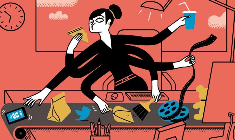30 октября тренинг «И жнец, и чтец, и на дуде игрец. Как все успевать сотрудникам НКО», изображение №1