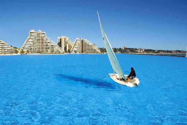 Самый большой в мире бассейн на чилийском курорте Сан-Альфонсо-дель-Мар, изображение №4