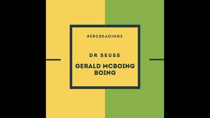 Dr Seuss - Gerald McBoing Boing