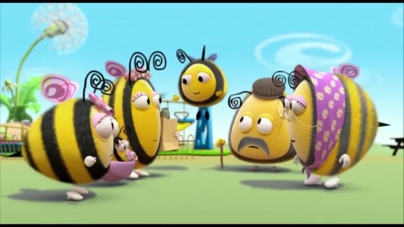 Пчелиные истории 7. Мультики для детей. Компьютеризация
