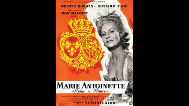 Marie Antoinette reine de France 1956