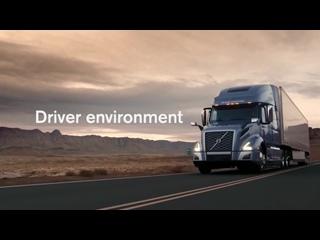 Тягач Volvo VNL: красота по-американски