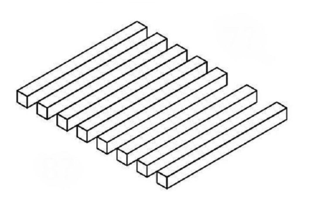 Сколько палочек вы видите на картинке?