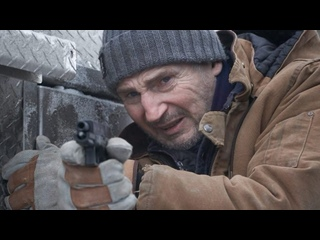 THE ICE ROAD Trailer 2021  Liam Neeson Holt McCallany Laurence Fishburne  Action Thriller_1080p