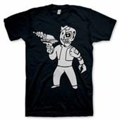 Футболка «Laser Gun»