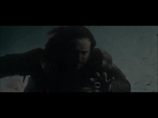 Вырезанная сцена «Властелин колец: Братство кольца». Гибель Исильдура