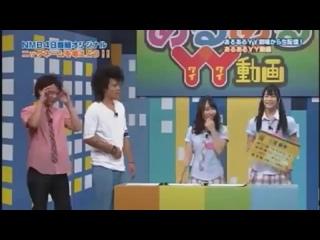 NMB48 AruAru YY ep14 2012-08-14 (Shimada Rena, Mita Mao)