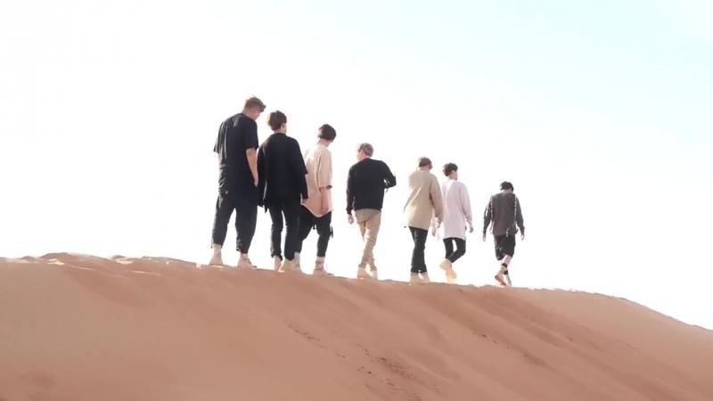 BTS 2016 Summer Package BTS in DUBAI