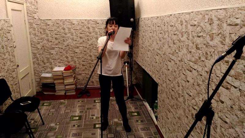 Встреча в студии-Севиля Зекерьяева
