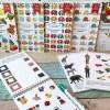Многоразовые развивающие блокноты для детей