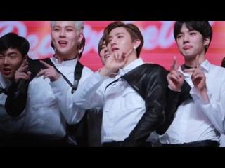 [VK][171231] MONSTA X Fancam (Jooheon Focus) @ MBC Gayo Daejejeon : The FAN