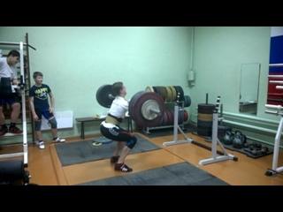 Дмитрий Масленков-01 г/р-кат. до 62 кг.-на гр. в п/п+пр+толчок-100 кг.