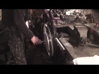 Мотоцикл для Джеймса Хэтфилда. Реставрация