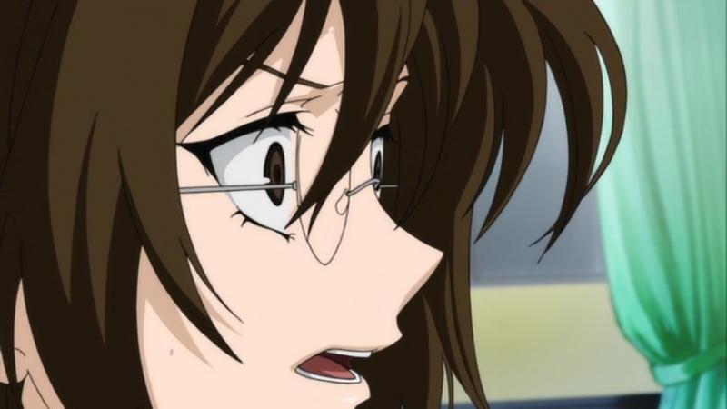 Курэнай Куренай Kure nai Kurenai 13 серия 1 OVA Ryc99