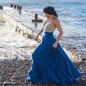 """Платье """"Evelyn Blue"""""""