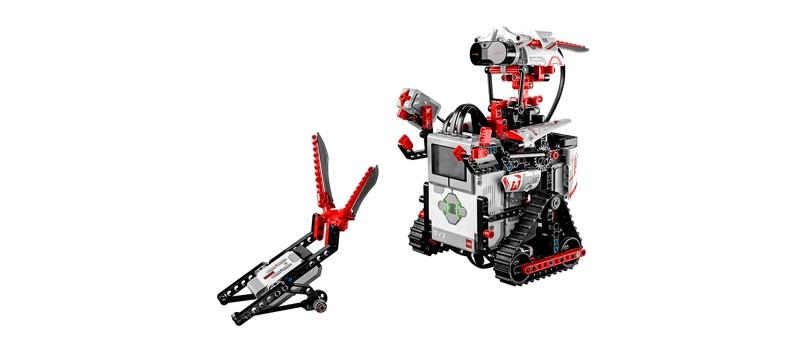 Базовые проекты Lego Mindstorms EV3, изображение №10