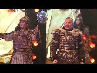 Монголы перепели знаменитый хит Чингисхан[1]