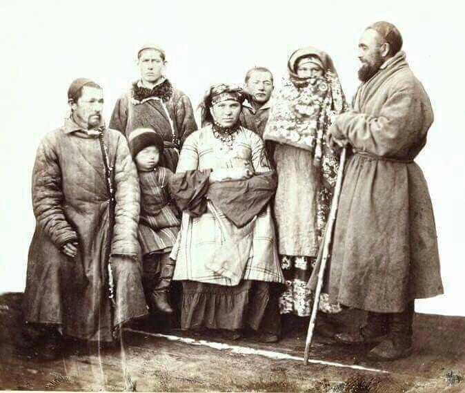 Никаб у волжских татар, изображение №6