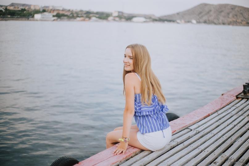 Индивидуальная фотосессия в Судаке - Фотограф MaryVish.ru