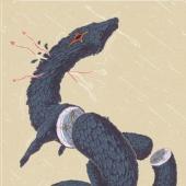 Полые Стрелы - открытка/принт/плакат
