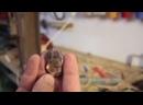 Огненное ТВ 🔥 Оружейная БРОНЗА. Секрет прочности клинков бронзового века. Литье бронзы.