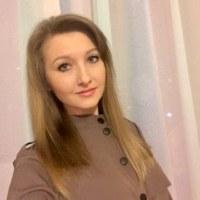 Фотография страницы Марины Поляковой ВКонтакте