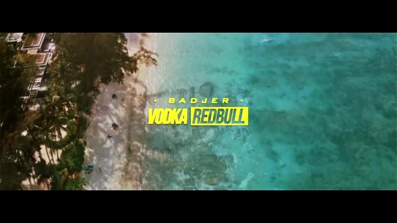 Badjer Vodka Redbull OKLM Russie
