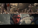 Revenge of the Sith × The Clone Wars
