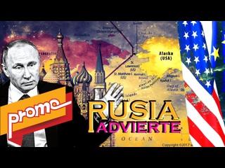 Promo – Detrás de la razón: Tensión Rusia-Occidente