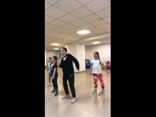 Танцы дети 7+ hip-hop, dancehall