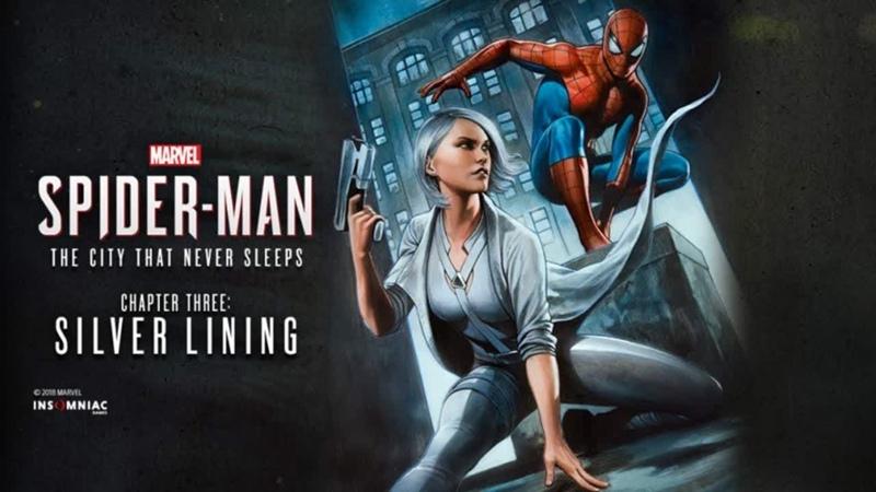 Marvel's Человек-паук. Серебрянный луч. Часть 73. Поимка Чудилы.