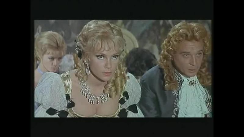 фильм 3 анжелика и король франция 1966 ссср 1968 август