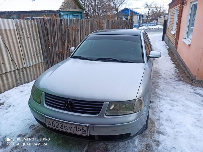 Срочно продам VОLКSWAGЕN PАSSАT  -Двигатель  | Объявления Орска и Новотроицка №13857