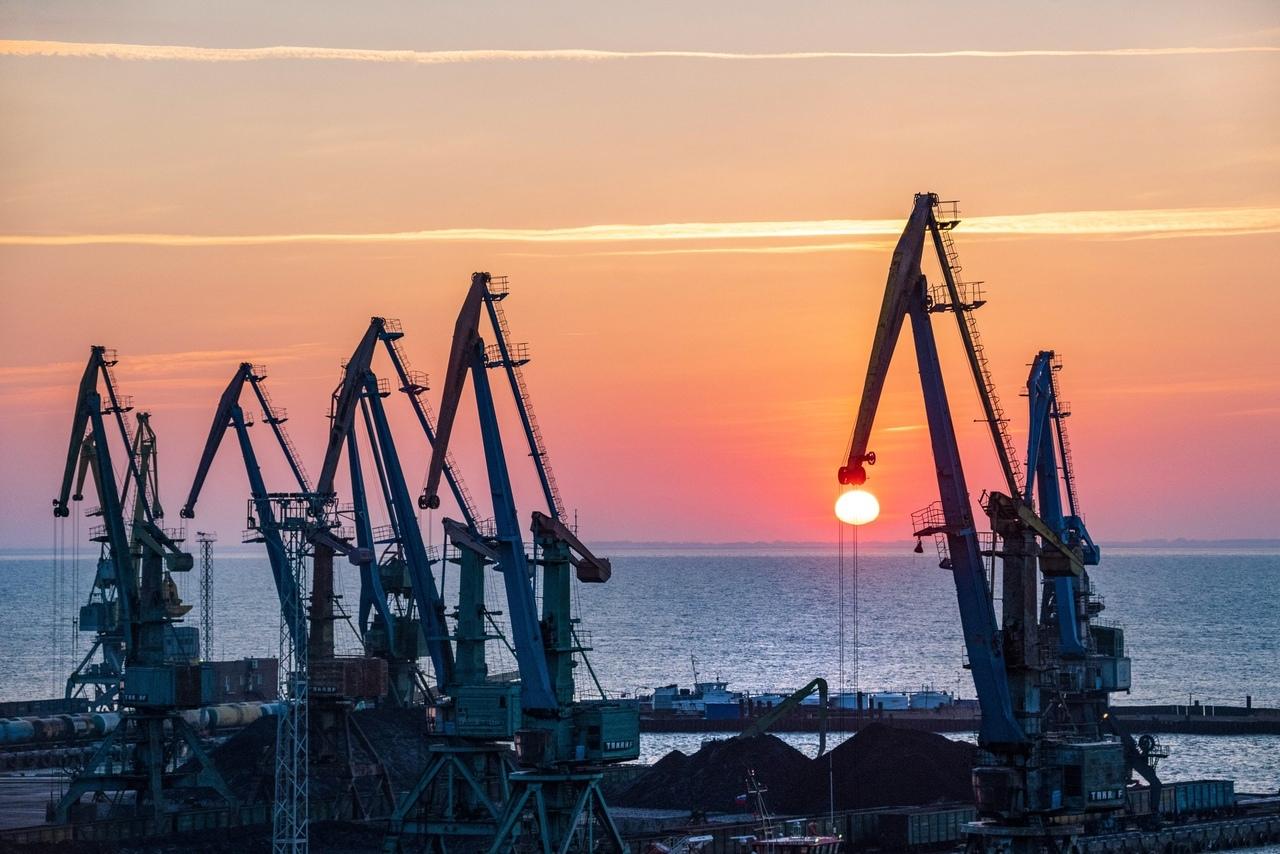 Грузооборот Таганрогского морского порта за два месяца 2021 года вырос на 7%
