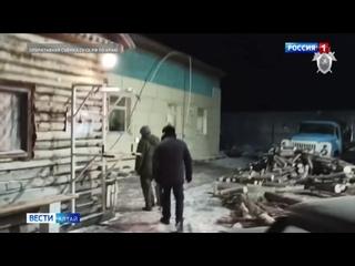 На Алтае следователи задержали сотрудников благотворительного фонда.