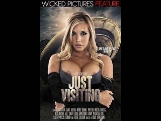 Просто Проездом с участием Samantha Saint, Aleska Nicole, Chanel Preston, Mischa Brooks \ Just Visiting (2012)