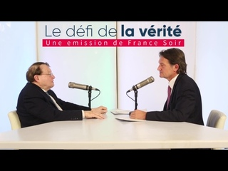 Luc Montagnier au Défi de la vérité