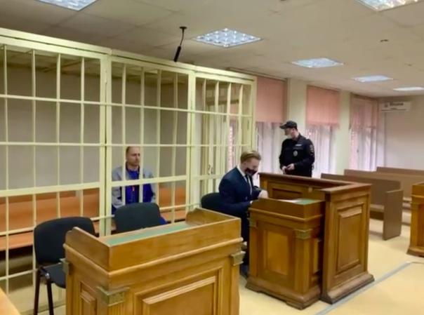 Дезинсектора из «Магнита» отправили в СИЗОПресненский суд...