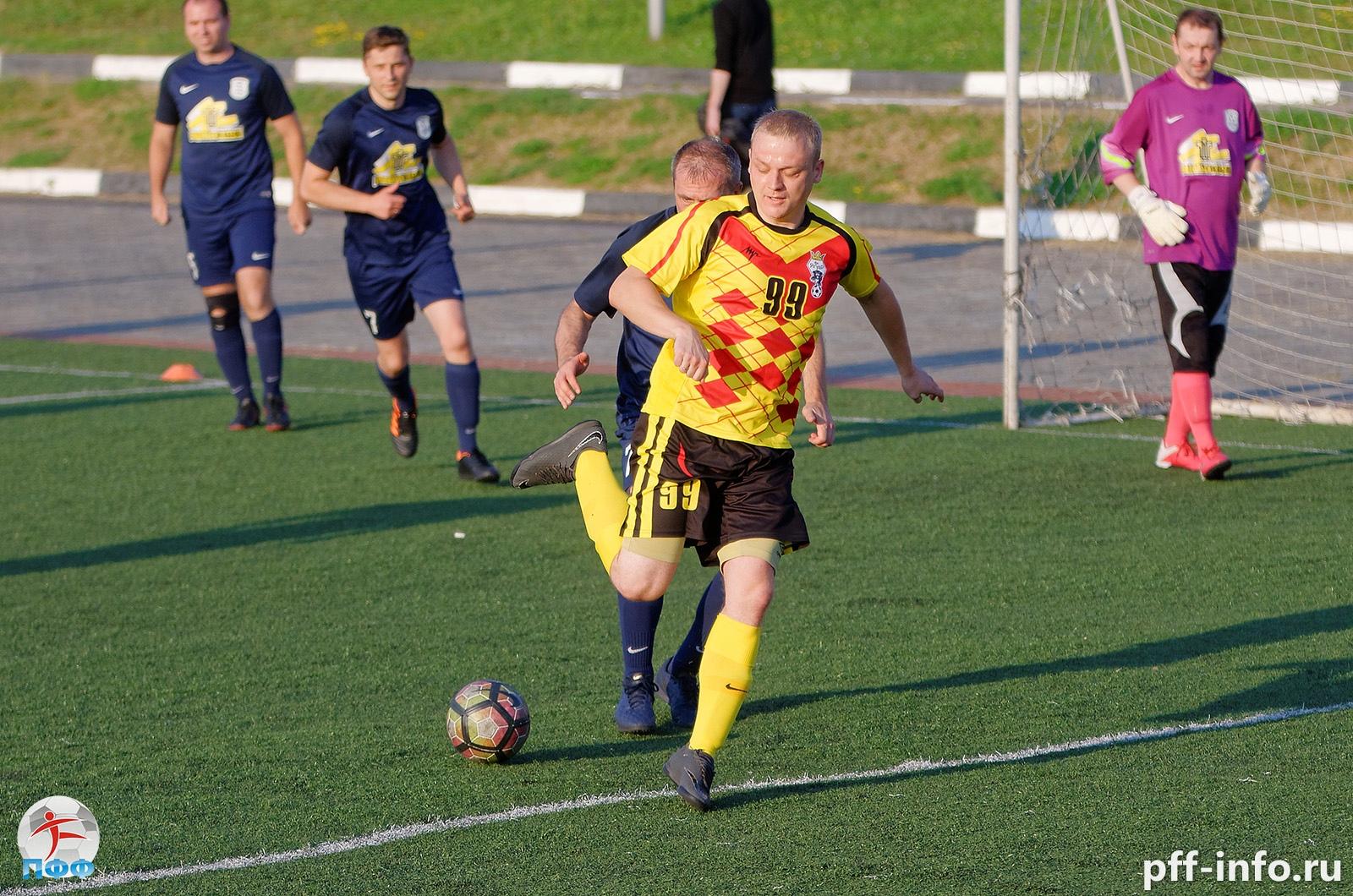 Премьер-лига ТДК. 9 тур. Матч тура