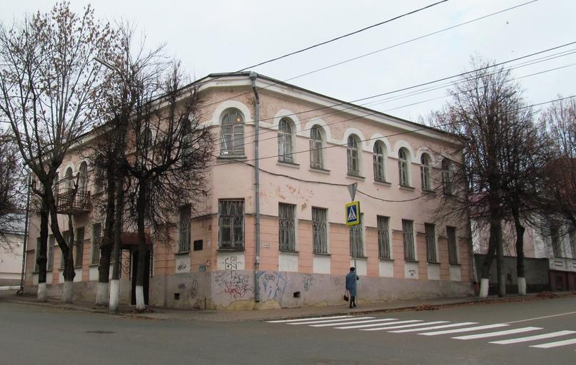 «Дом ротмистра Могилевцева» на улице Введенской, изображение №1