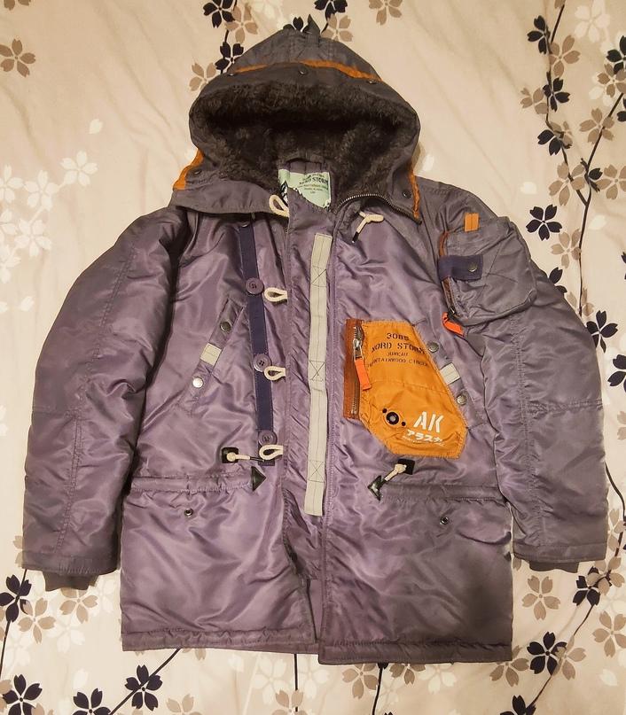 ПРОДАЁТСЯ Зимняя куртка (Парка)