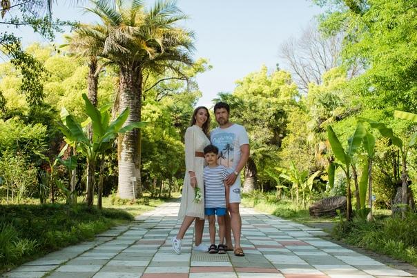 Семейная фотосессия в Сухуме .06.21