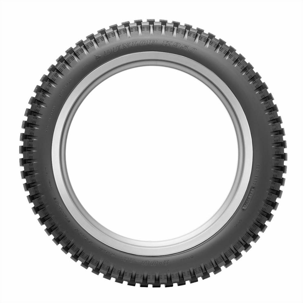 Dunlop K950 - триальный протектор для дуал-спорта