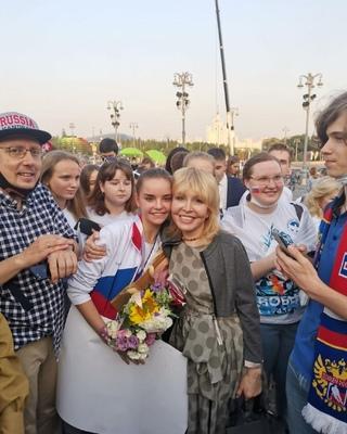 Ольга Кормухина фотография #13