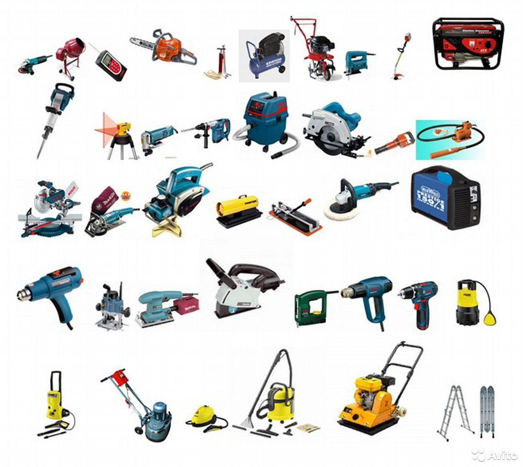 Прокат строительного оборудования инструмента Киселевск