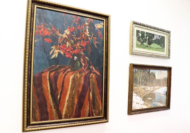 Текущие выставки Магнитогорской картинной галереи. Зови друзей и проводи время с пользой ????????   ????по 23... Магнитогорск