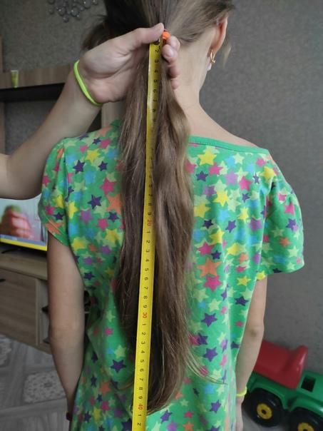Купим волосы от 42 см, в косе, хвосте, седые, не к...